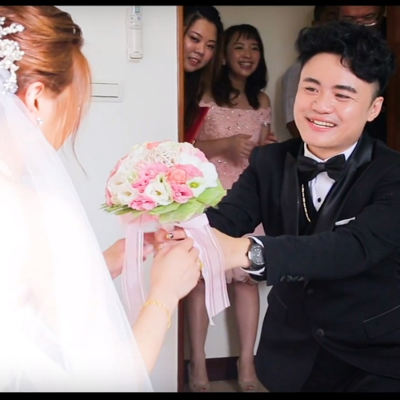 Wedding of 先翊 and 佩倚